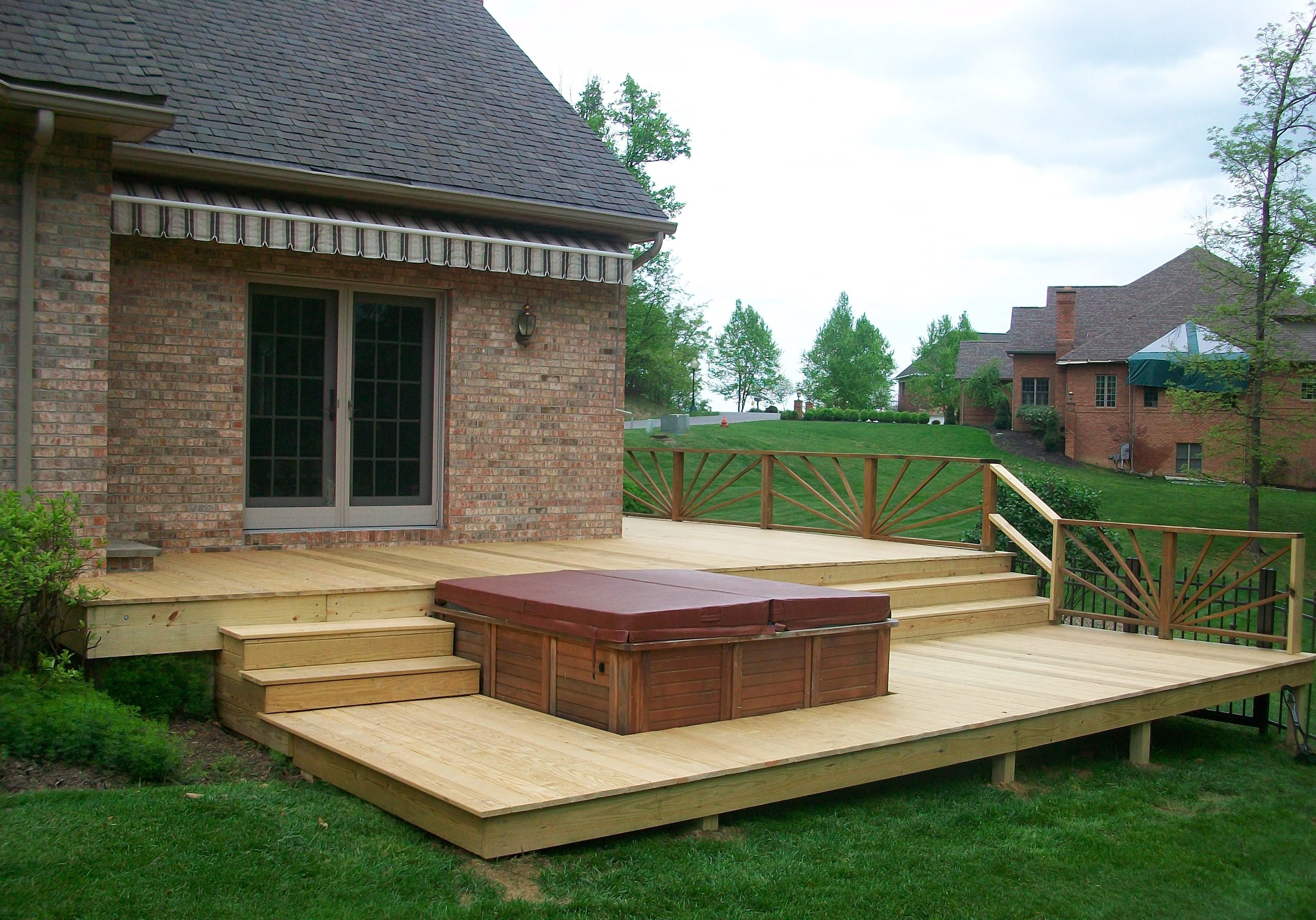 Deck - Prouty
